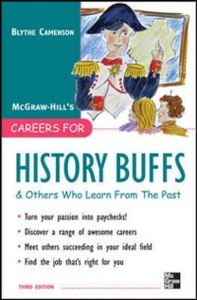 Ebook in inglese Careers for History Buffs and Others Who Learn from the Past, 3rd Ed. Camenson, Blythe
