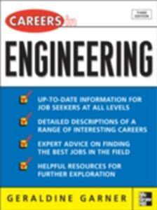 Foto Cover di Careers in Engineering, Ebook inglese di Geraldine Garner, edito da McGraw-Hill Education