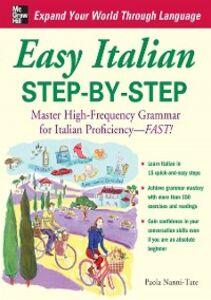 Ebook in inglese Easy Italian Step-by-Step Nanni-Tate, Paola
