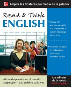 Ebook in inglese Read & Think English magazine, The Editors of Think English!