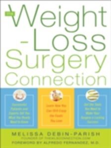 Ebook in inglese Weight-Loss Surgery Connection deBin-Parish, Melissa
