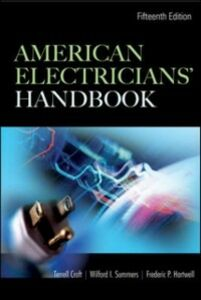 Ebook in inglese American Electricians' Handbook Croft, Terrell , Hartwell, Frederic , Summers, Wilford