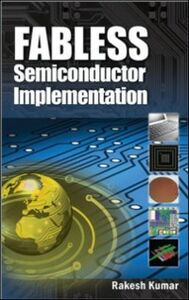Ebook in inglese Fabless Semiconductor Implementation Kumar, Rakesh