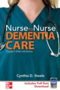 Ebook in inglese Nurse to Nurse Dementia Care Steele, Cynthia D.