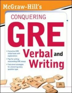 Foto Cover di McGraw-Hill's Conquering the New GRE Verbal and Writing, Ebook inglese di Kathy A. Zahler, edito da McGraw-Hill Education