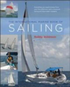 Ebook in inglese International Marine Book of Sailing Robinson, William