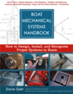 Ebook in inglese Boat Mechanical Systems Handbook Gerr, Dave
