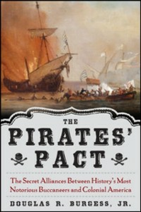 Ebook in inglese Pirates' Pact Burgess, Douglas
