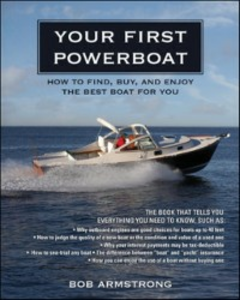 Ebook in inglese Your First Powerboat Armstrong, Robert