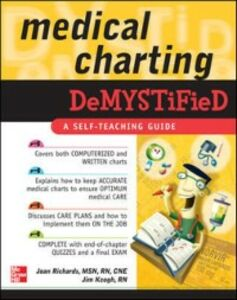 Ebook in inglese Medical Charting Demystified Keogh, Jim , Richards, Joan