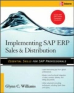 Ebook in inglese Implementing SAP ERP Sales & Distribution Williams, Glynn