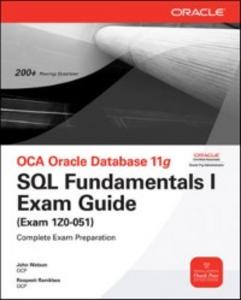Ebook in inglese OCA Oracle Database 11g SQL Fundamentals I Exam Guide Ramklass, Roopesh , Watson, John