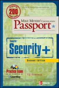 Ebook in inglese Mike Meyers' CompTIA Security+ Certification Passport, Second Edition Samuelle, T. J.