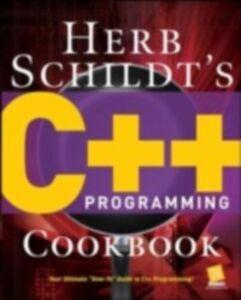 Foto Cover di Herb Schildt's C++ Programming Cookbook, Ebook inglese di Herbert Schildt, edito da McGraw-Hill Education