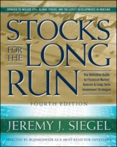 Ebook in inglese Stocks for the Long Run, 4th Edition Siegel, Jeremy J.