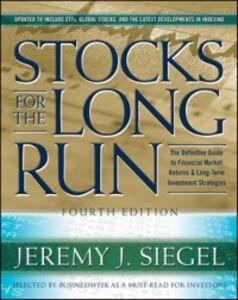 Foto Cover di Stocks for the Long Run, 4th Edition, Ebook inglese di Jeremy J. Siegel, edito da McGraw-Hill Education