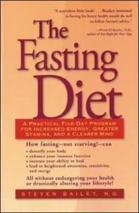 Ebook in inglese Fasting Diet Bailey, Steven