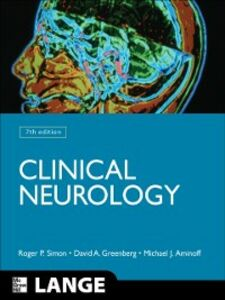 Ebook in inglese Clinical Neurology, Seventh Edition Aminoff, Michael J. , Greenberg, David , Simon, Roger P.