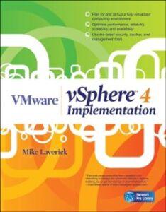 Ebook in inglese VMware vSphere 4 Implementation Laverick, Mike