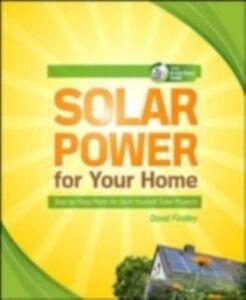 Foto Cover di Solar Power for Your Home, Ebook inglese di David Findley, edito da McGraw-Hill Education