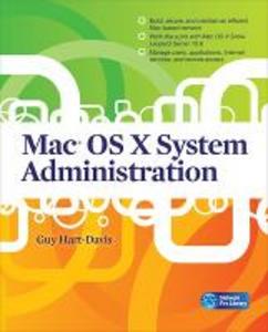 Libro Mac OS X system administration Guy Hart Davis