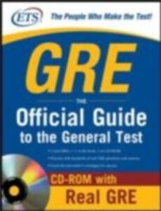 Foto Cover di Official Guide to the GRE revised General Test, Ebook inglese di Educational Testing Service, edito da McGraw-Hill Education