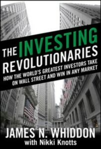 Foto Cover di Investing Revolutionaries: How the World's Greatest Investors Take on Wall Street and Win in Any Market, Ebook inglese di Nikki Knotts,James N. Whiddon, edito da McGraw-Hill Education