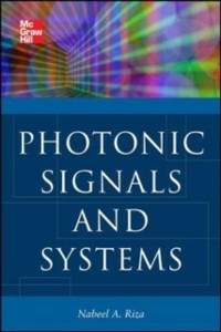 Ebook in inglese Photonic Signals and Systems: An Introduction Riza, Nabeel