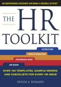 Foto Cover di HR Toolkit: An Indispensable Resource for Being a Credible Activist, Ebook inglese di Denise Romano, edito da McGraw-Hill Education