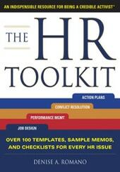 HR Toolkit: An Indispensable Resource for Being a Credible Activist
