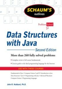 Ebook in inglese Schaum's Outline of Data Structures with Java, 2ed Hubbard, John