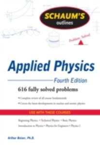 Ebook in inglese Schaum's Outline of Applied Physics, 4ed Beiser, Arthur