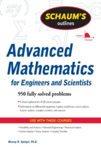 Ebook in inglese Schaum's Outline of Advanced Mathematics for Engineers and Scientists Spiegel, Murray