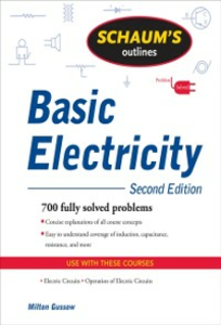 Ebook in inglese Schaum's Outline of Basic Electricity, Second Edition Gussow, Milton