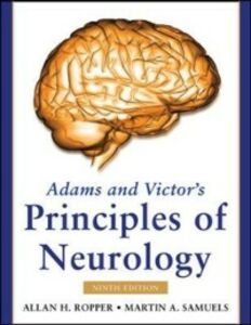Ebook in inglese Adams and Victor's Principles of Neurology, Ninth Edition Ropper, Allan H. , Samuels, Martin A.