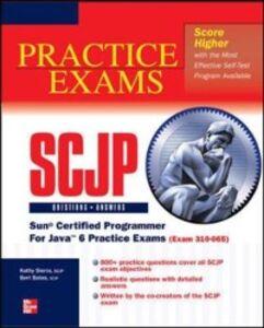 Ebook in inglese OCP Java SE 6 Programmer Practice Exams (Exam 310-065) Bates, Bert , Sierra, Kathy