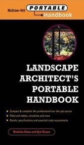 Landscape Architect's Portable Handbook