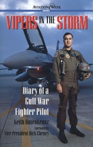 Ebook in inglese Vipers in the Storm: Diary of a Gulf War Fighter Pilot Rosenkranz, Keith
