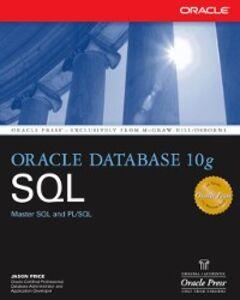 Ebook in inglese Oracle Database 10g SQL Price, Jason