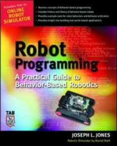 Ebook in inglese Robot Programming Jones, Joe , Roth, Daniel
