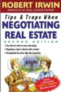 Ebook in inglese Tips & Traps When Negotiating Real Estate Irwin, Robert