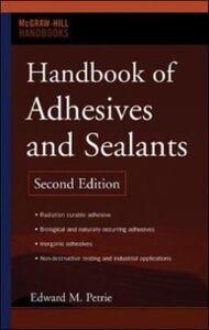 Ebook in inglese Handbook of Adhesives and Sealants Petrie, Edward