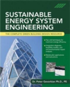 Ebook in inglese Sustainable Energy System Engineering Gevorkian, Peter