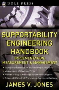 Ebook in inglese Supportability Engineering Handbook Jones, James