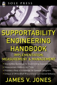 Ebook in inglese Supportability Engineering Handbook Jones, James