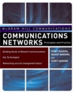 Ebook in inglese Communication Networks Kasera, Sumit