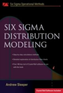 Ebook in inglese Six Sigma Distribution Modeling Sleeper, Andrew