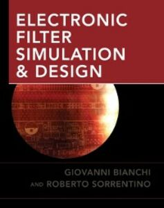 Ebook in inglese Electronic Filter Simulation & Design Bianchi, Giovanni
