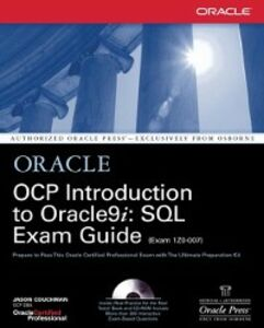 Ebook in inglese OCP Introduction to Oracle9i: SQL Exam Guide Couchman, Jason
