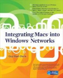 Integrating Macs into Windows Networks - Guy Hart-Davis - cover